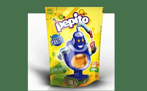 4 - PEPITO JUGO PARA BEBER DURAZNO SERIE ROBOTS 04-min